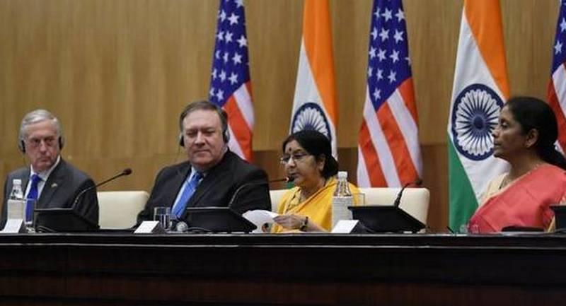 Индиец и американец - братья на век? США и Индия расширяют сотрудничество