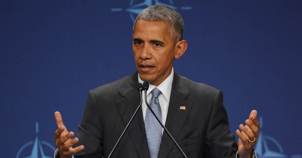 Обама признался, что его выгоняли из Диснейленда за курение