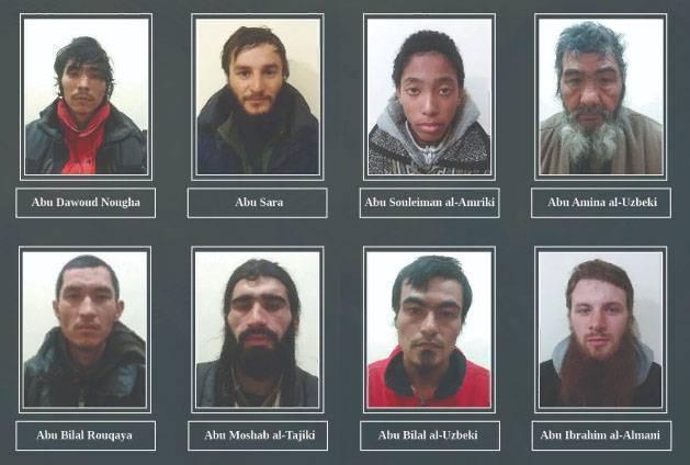 Курдские отряды в Сирии задержали боевика ИГИЛ - гражданина Украины