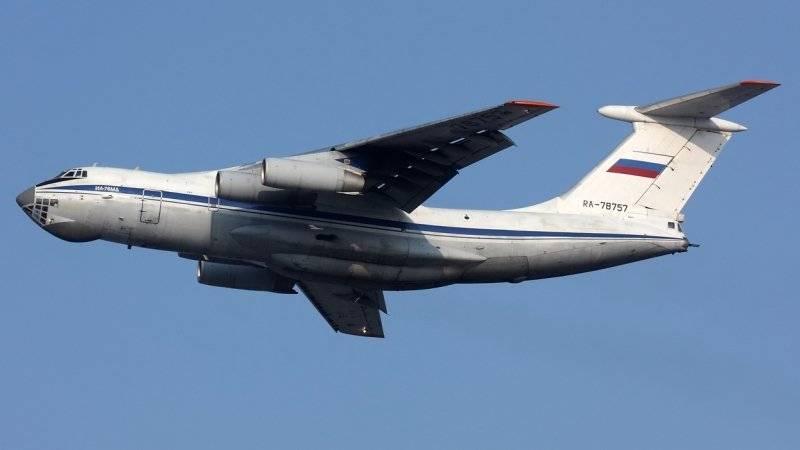 Управляемую парашютно-грузовую систему для Ил-76 подготовили к заводским испытаниям