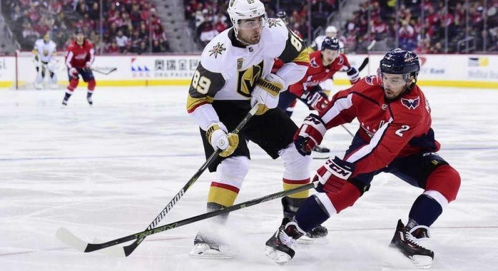 Вегас проиграл Сан-Хосе и прервал победную серию в НХЛ в десять матчей
