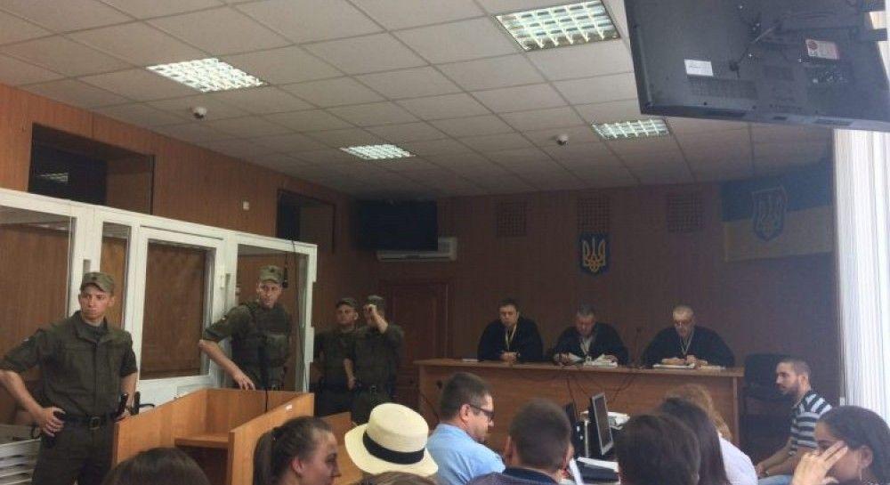 В Одессе найден переводчик для азербайджанца, обвиняемого в убийстве спортсмена Лащенко