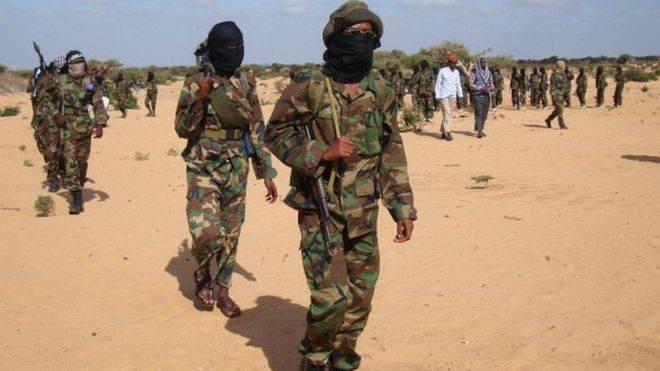 Армия США активизирует операции в Сомали