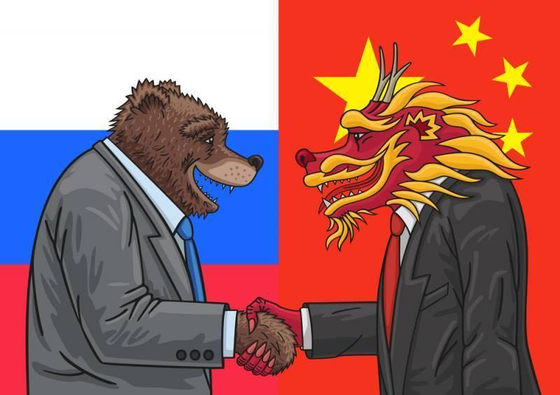 В США назвали союз России и КНР «американским кошмаром»