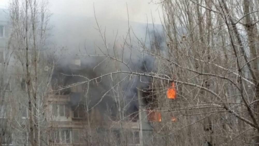 Взрыв газа произошел в многоэтажке в Ростовской области