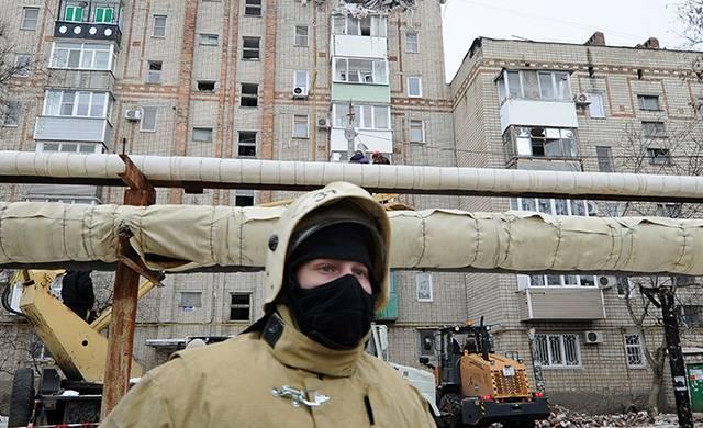 Взрыв газа в Ростовской области. Главное