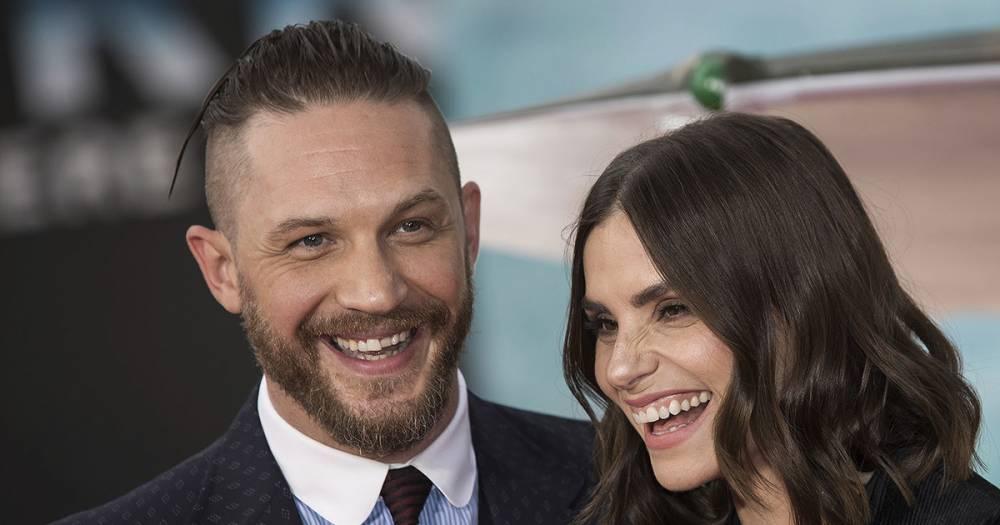 Том Харди и Шарлотта Райли снова стали родителями