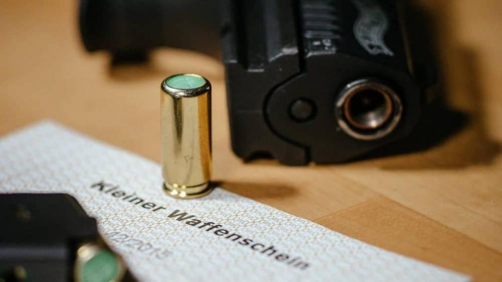 Дробовики, винтовки, пистолеты: немцы продолжают интенсивно вооружаться