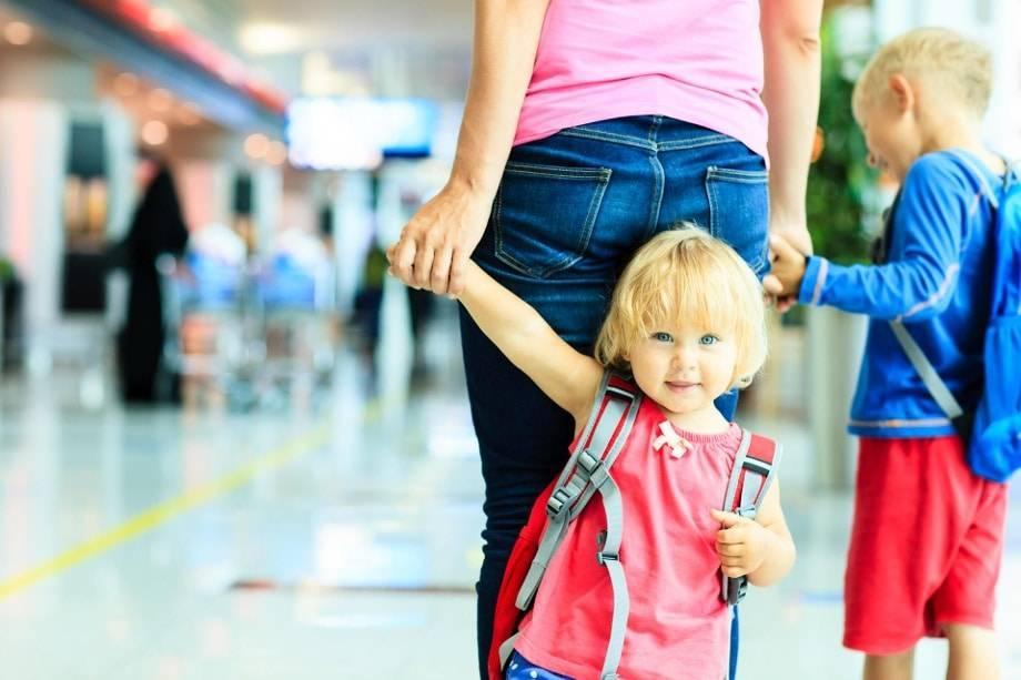 Детский заграничный паспорт: где и как его получить в Германии?