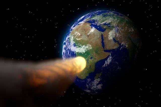 Ученые предупредили об угрозе столкновения Земли с астероидом Апофис
