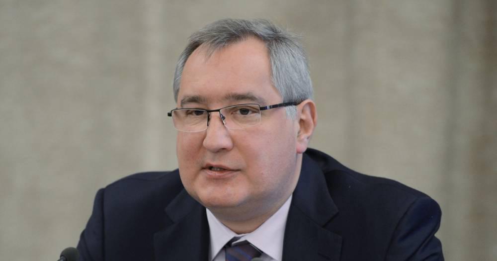 """Рогозин рассказал о проекте системы спутников """"Государево око"""""""