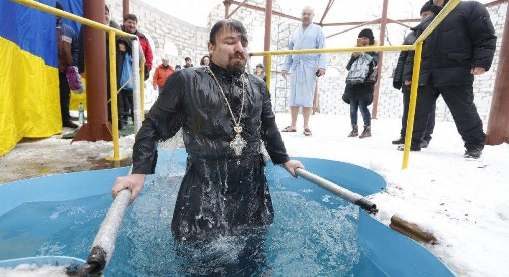 Лучшие поздравления с Крещением: стихи, в прозе и картинках