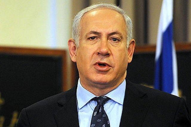 Нетаньяху прокомментировал авиаудар ВВС Израиля по Сирии