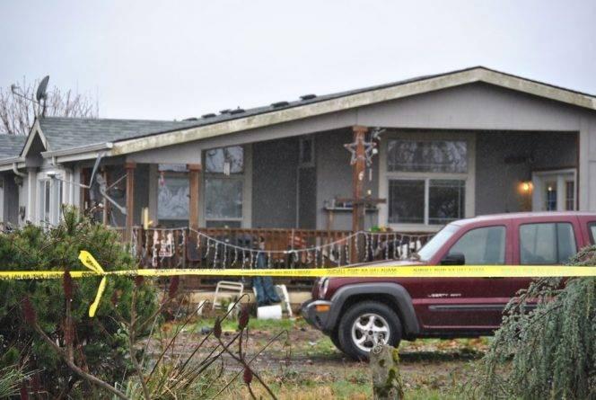 В штате Орегон мужчина жестоко убил членов своей семьи, включая грудного ребенка