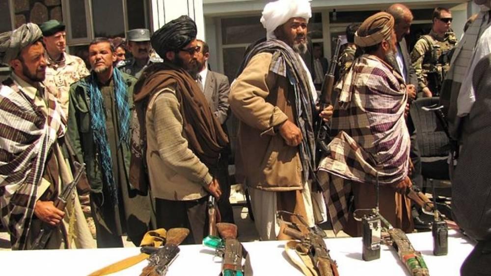Более 100 военных Афганистана погибли при атаке «Талибана» на базу