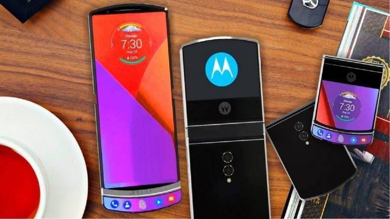 Motorola перезапустит производство легендарной модели RAZR