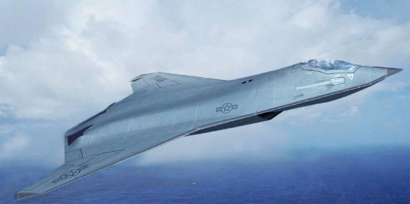В США назвали примерную цену истребителя шестого поколения PCA