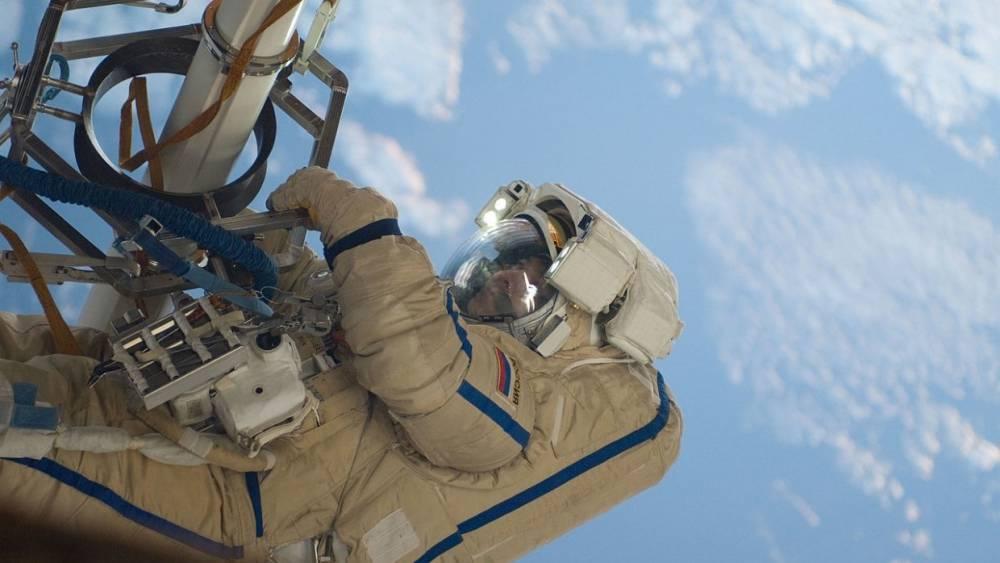 Космонавт Олег Кононенко сделал уникальный снимок ночного Петербурга из космоса