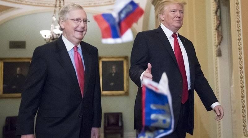 Сенат США проголосует по поводу прекращения шатдауна