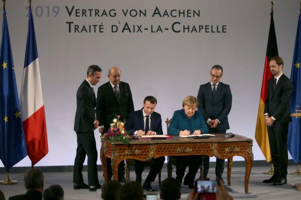 Франция не уступит Германии свое место в Совбезе ООН