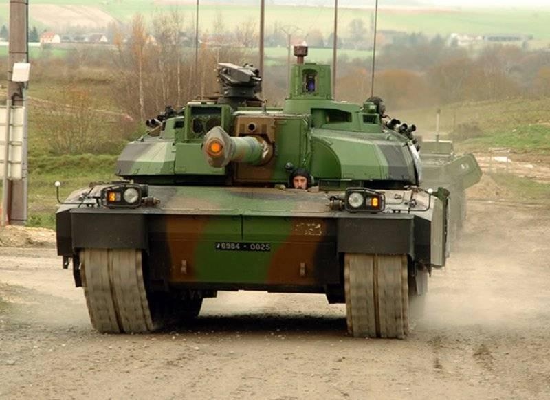 """Французы создали новую 140-мм танковую пушку """"повышенного могущества"""""""