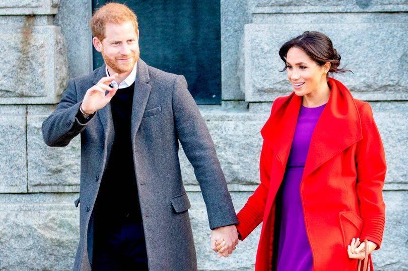 Британская королевская семья мечтает избавиться от Меган Маркл