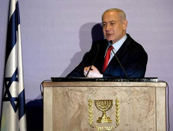 Нетаньяху рассказал о теме телефонного разговора с Путиным