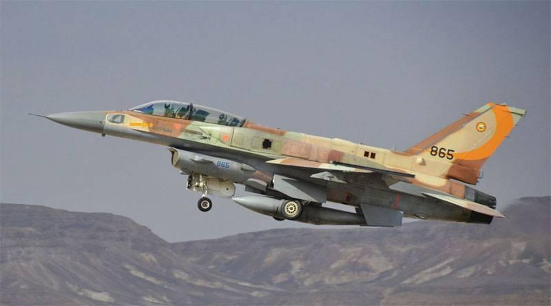 США заявили о поддержке ударов ВВС Израиля по иранским объектам в Сирии