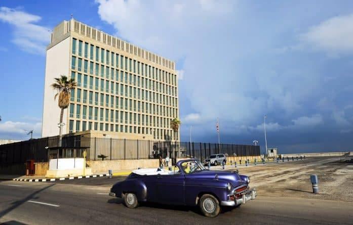 Ученые: звуковую атаку на посольство США в Гаване в 2016 году устроили сверчки: фото и иллюстрации