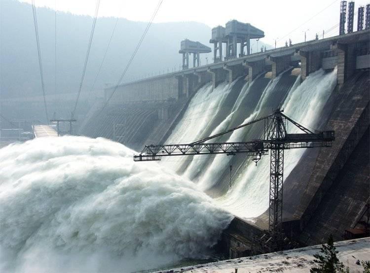 гидроэлектростанции сибири фото данной категории показаны