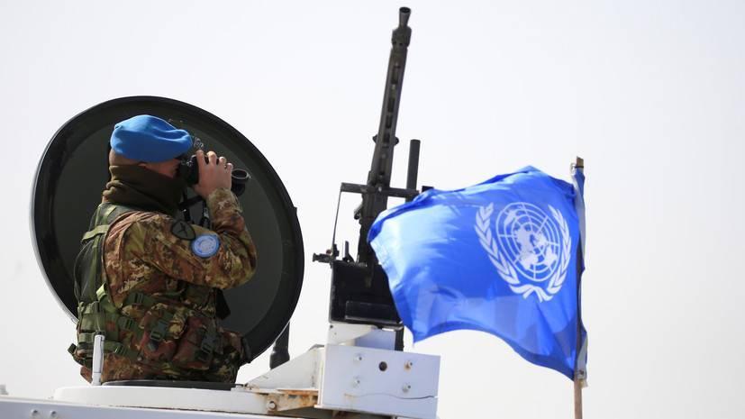 Россия отреагировала на заявление США о контингенте ООН в Донбассе