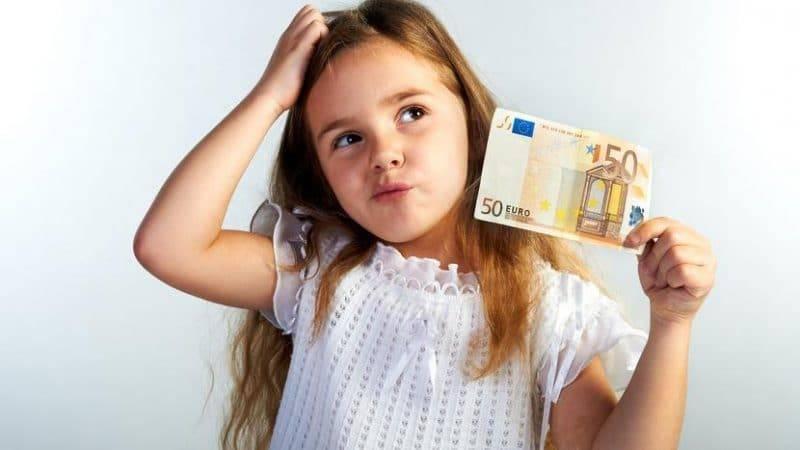Карманные деньги у детей: правовые нюансы