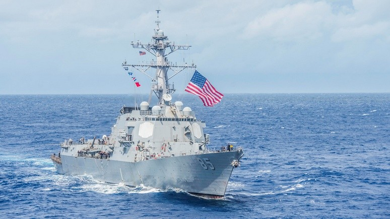 Newsweek: «ходить белыми» — адмирал ВМС США призывает действовать на опережение России