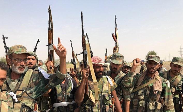 Сирия. Игры в «перетягивание каната» на фоне демобилизации (Al Modon)