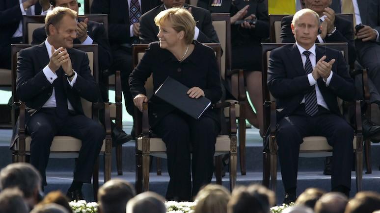 МИД Польши хотел бы видеть Путина на годовщине Второй мировой