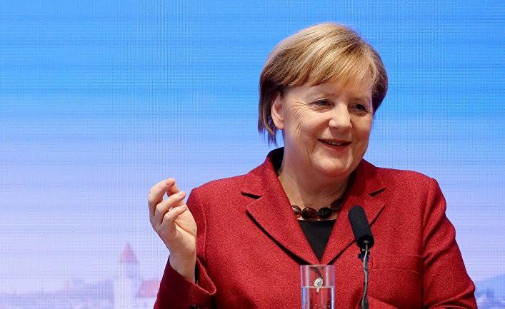 Меркель: Германии не грозит зависимость от русского газа (Die Welt)