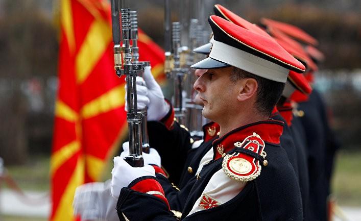 Bloomberg: Трампу не нужна Северная Македония в НАТО