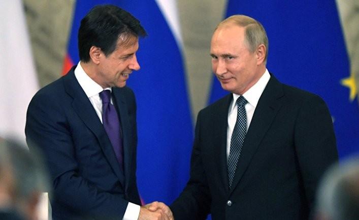Рим-Москва: зерно «нового беспорядка» (Dedefensa)