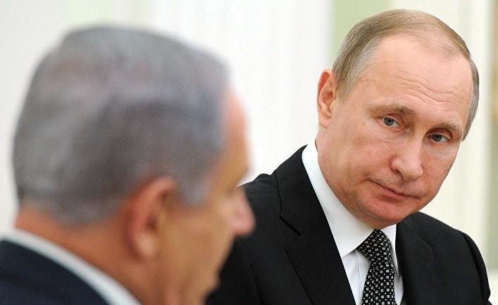 Arutz 7: «Путин может отчитать Нетаньяху»