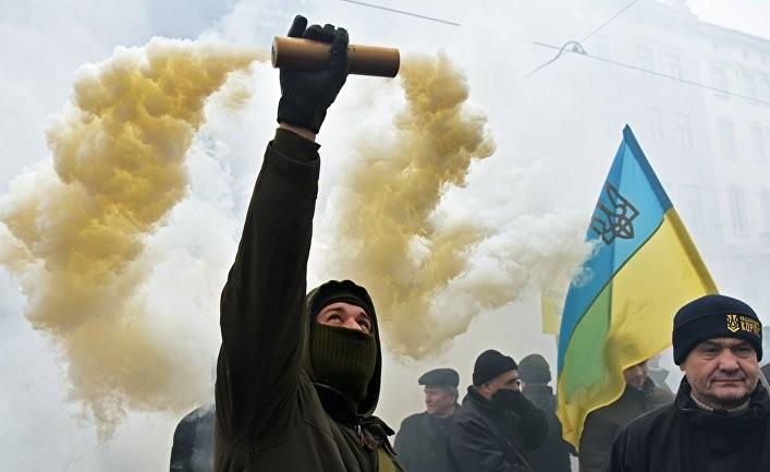 Главред: Украину ждет война всех против всех