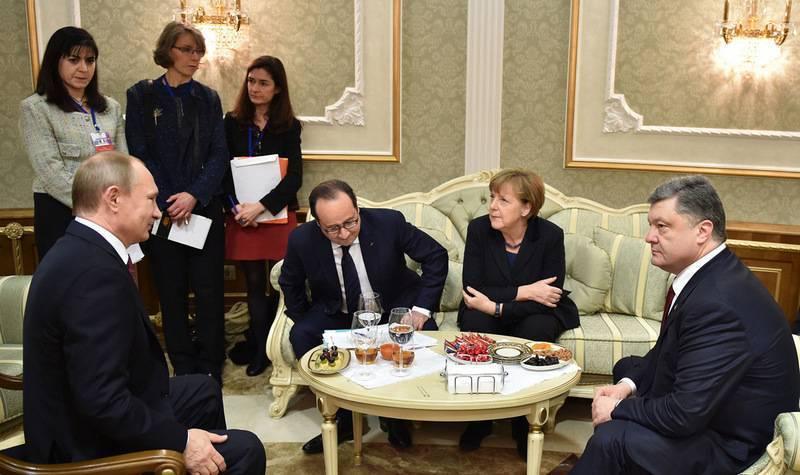 Россию в очередной раз обвинили в несоблюдении Минских соглашений: фото и иллюстрации