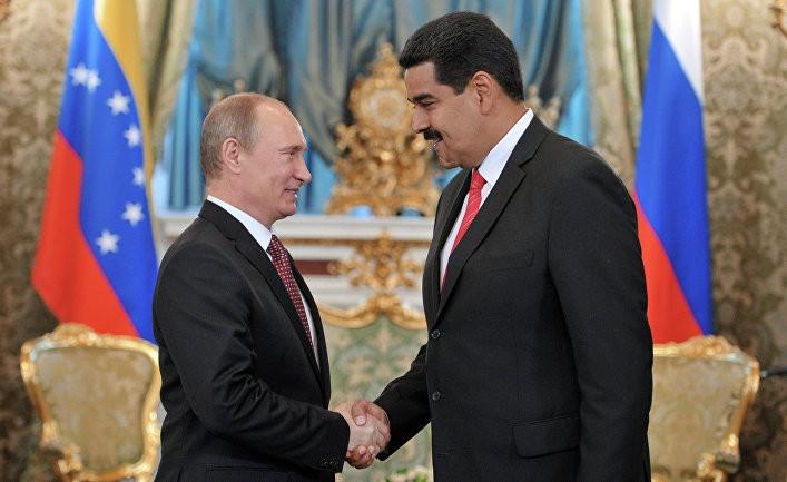 El Nacional: Путин и Венесуэла