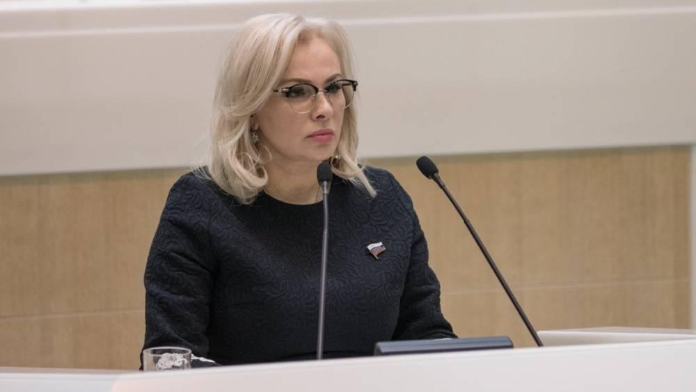 Сенатор от Крыма назвала «узнаваемым» почерк в геополитических переделах власти: фото и иллюстрации