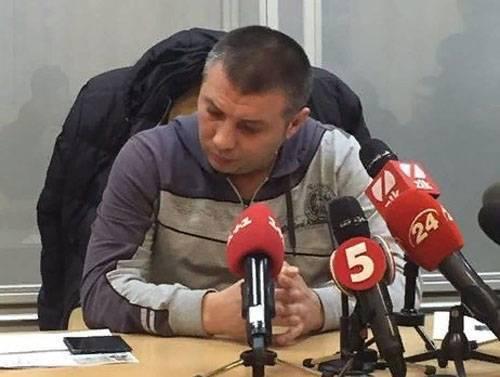 """Арестован киевский полицейский, выкрикнувший """"Ложись, Бандера!"""""""