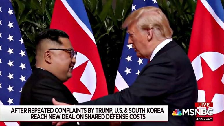 Эксперт: США фактически смирились с тем, что у КНДР будут ядерные ракеты
