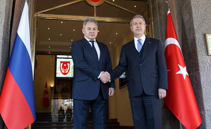 Sabah: Россия и Турция договорились уничтожить пять тысяч террористов