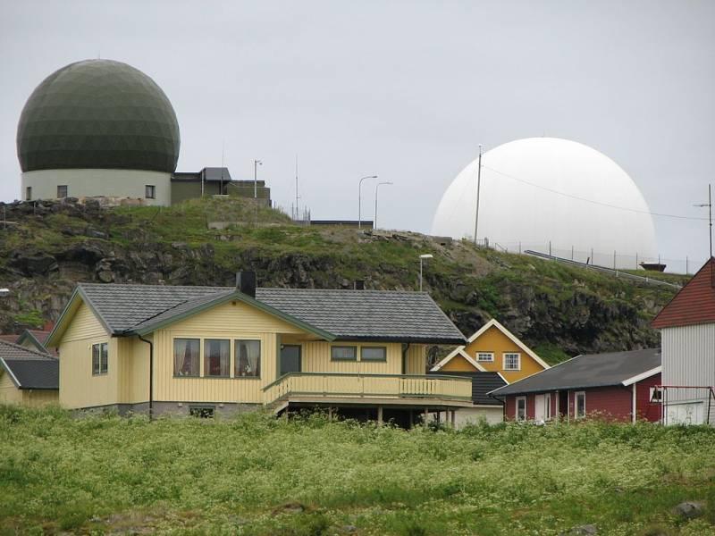 Норвегия обвинила ВКС РФ в «имитации нападения» на радар