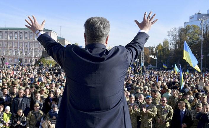 New Eastern Europe: Порошенко «разгоняет» русофобию