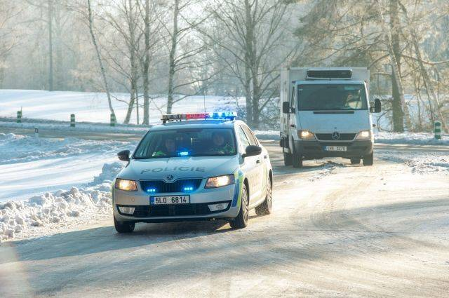 В Польше неизвестный забросал отделение полиции коктейлями Молотова