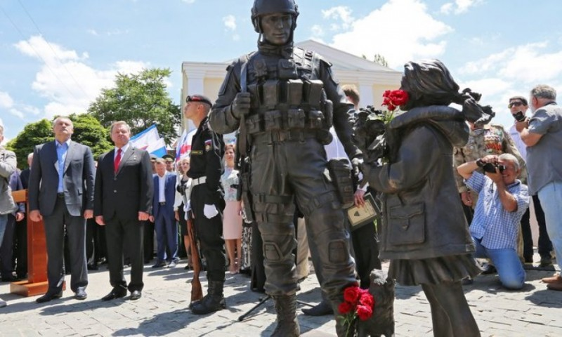 Международное право нарушила Украина: в ФРГ признали, что никакой «Аннексии Крыма» не было